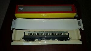 OO-Model-Railway-Hornby-R4065A-GWR-Composite-Coach-039-6068-039-boxed