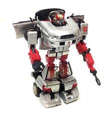 "Transformers Alternators 8"" SILVERSTREAK toy figure & gun RARE, not Boxed"