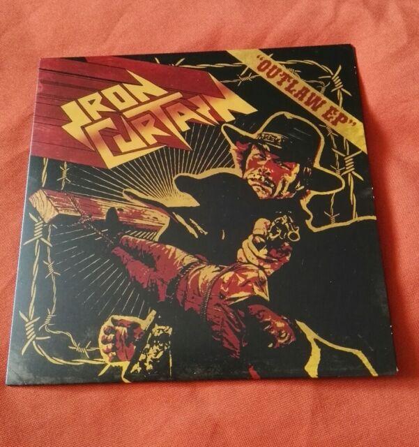 IRON CURTAIN - Outlaw EP / 7