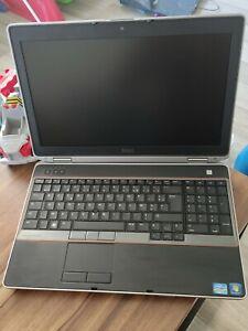 pc portable Dell latitude e6520 I7 256go Ssd/ 8go De ram