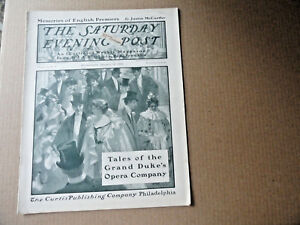 Saturday-Evening-Post-Magazine-January-12-1901-Complete
