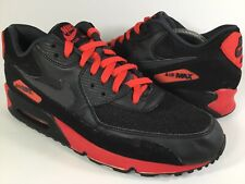 Nike Air Max 90 Midnight FogUniversity Red