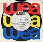 """HOWARD JONES - LIKE TO GET TO KNOW YOU WELL - 7"""" 45 VINYL RECORD - 1984"""
