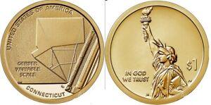 USA - 1 Dollar 2020 - P UNC American innovation Gerber scale Lemberg-Zp