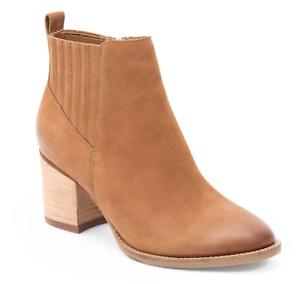 Women Blondo Boots Noa Cognac Nubuck