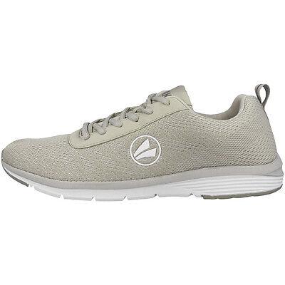 Jako Freizeitschuh Striker Schuhe hellgrau 5723-00 Sport Freizeit Sneaker