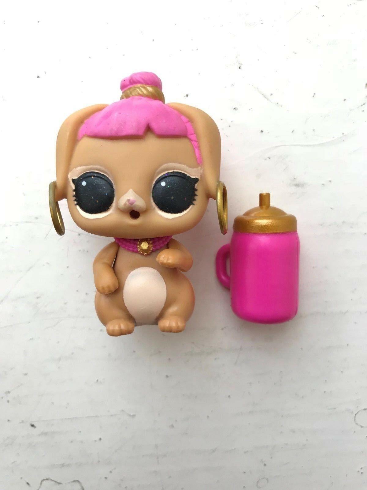LOL SURPRISE DOLLS PETS BUNNY WISHES SERIES 3 TOY FIGURE GENIE RABBIT BABY
