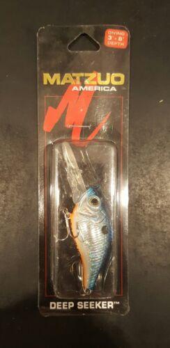 Matzuo Deep Seeker MDC5-CHB Size 5 CM