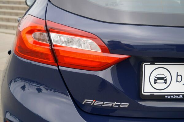 Ford Fiesta 1,1 85 Titanium - billede 4