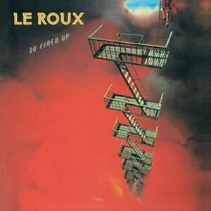 Le-Roux-So-Fired-Up-CD-Remastered-Album-2013-NEW-Fast-and-FREE-P-amp-P