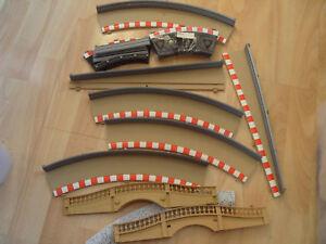 DernièRe Collection De Scalextric 1:32 Track Borders & Barrières Pont Hornby Job Lot - 390-afficher Le Titre D'origine