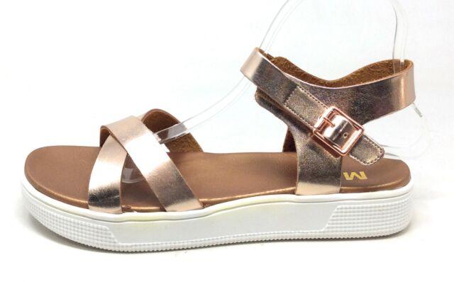 Mia Kids Csk406 Janie-k Gold Sandal for