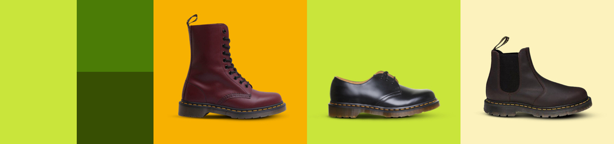 Dr Martens Styles From £50