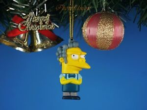 Simpsons Family Moe Szyslak Decoration Xmas Tree Ornament ...
