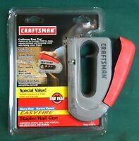 Craftsman - Heavy Duty - Easy Fire Stapler/nail Gun Made In Usa (9-68514) (h2)