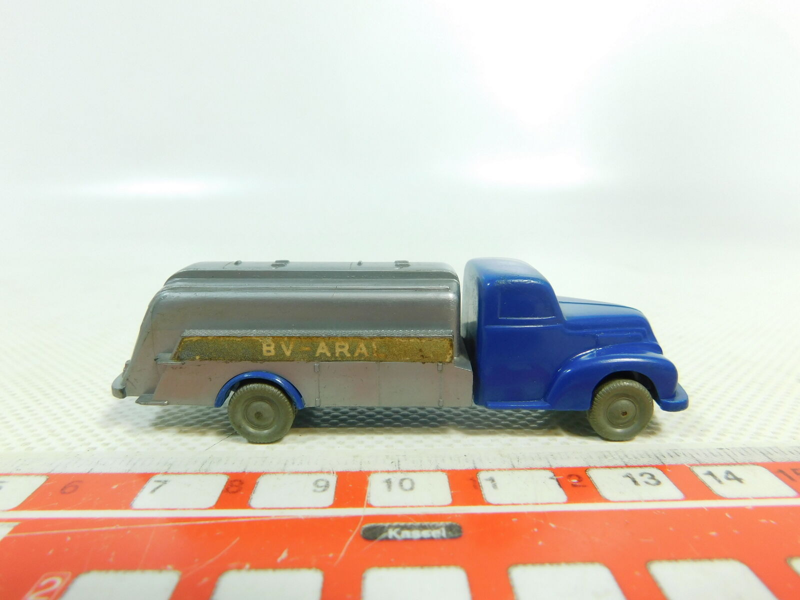 BH752-0,5    Wiking H0   1 87 Modèle Aral-Tankwagen   Ford 781 2 Tôlé  abordable