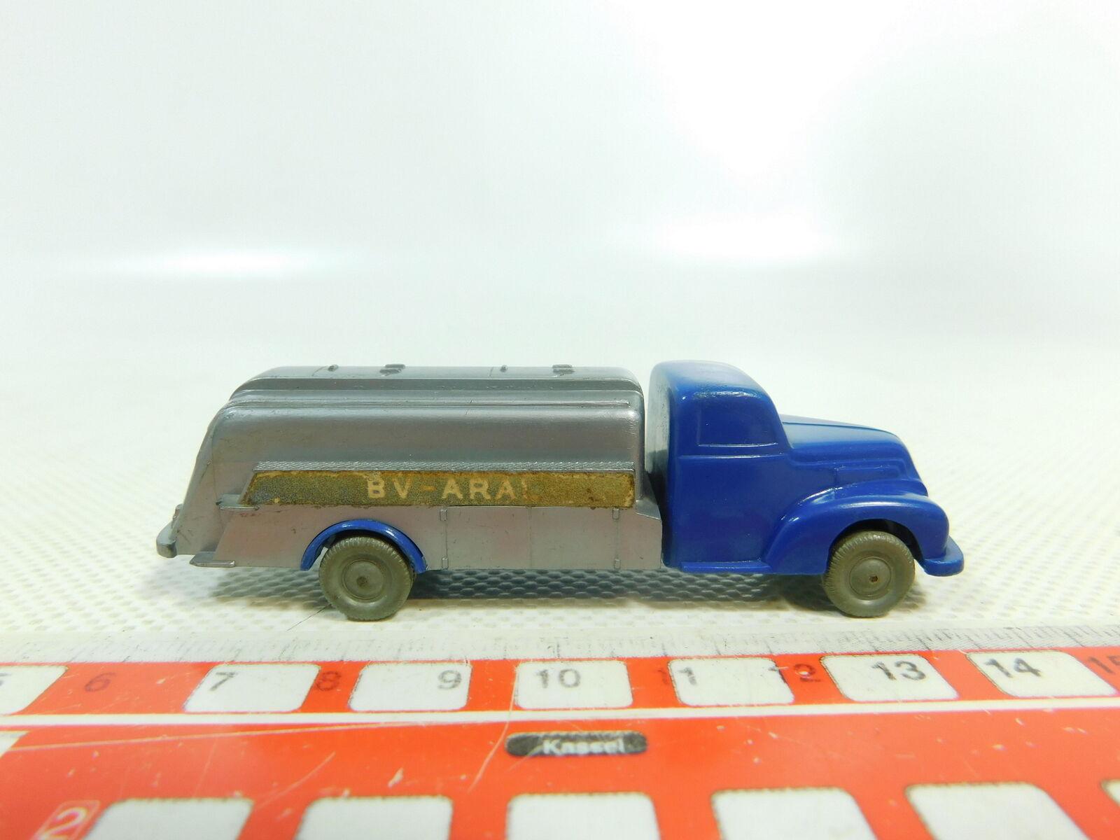 BH752-0, 5 Wiking H0     1 87 Modelo Aral-Tankwagen   Ford 781 2 sin Lunas 81b843