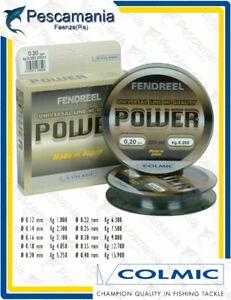 Monofilo-Giapponese-trattato-anti-UV-Colmic-Power-mt-200