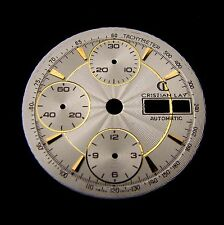 CRISTIAN LAY Swiss made watch dial for Valjoux 7750