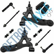 Brand New 10pc Complete Front Suspension Kit for Buick Rendezvous Pontiac Aztec