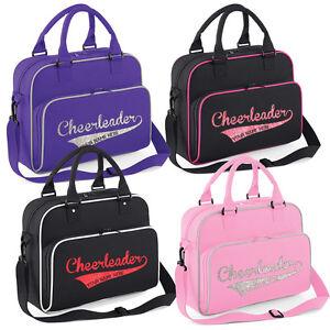 Ninas-Personalizado-Cheerleader-Bolso-Bandolera-Gratis-Impresion-Cheer