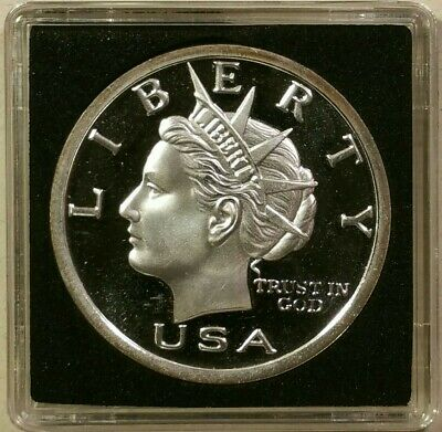 Excellent Condition 2005 NORFED $20 .999 Fine 1 oz SILVER LIBERTY ROUNDS