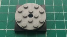 Modified 1 x 4 with Towball Socket L 2 Slolts BLUE x1 3183a LEGO PLATE PM236