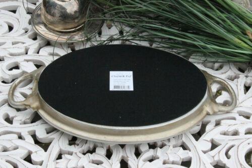 Shabby Vintage Tablett mit Spiegel Brocante Clayre /& Eef  *Spiegeltablett