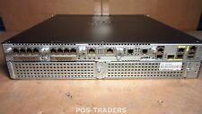 CISCO 2921 Service Router ISR INCL 2X EHWIC 4ESG 1X HWIC-2FE 1X MODEM WIC-1AM-V2