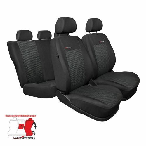 Skoda Rapid 5-Sitze Universal Sitzbezüge Schonbezüge Schonbezug Autositzbezüge