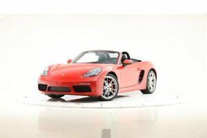 2017 Porsche Boxster S PDK