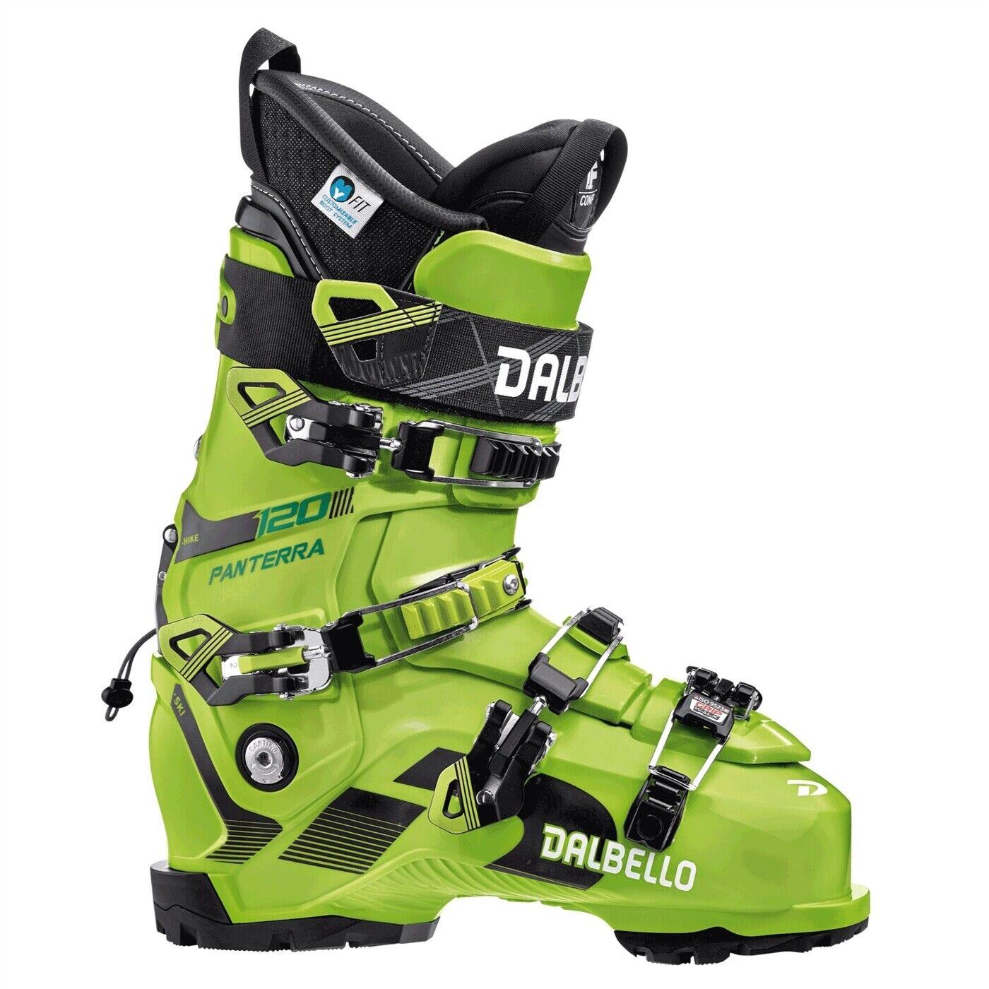 DalBello pantera 120 gigavas botas de esquí - 2020 - masculinidad 26,5 MP   US 8,5
