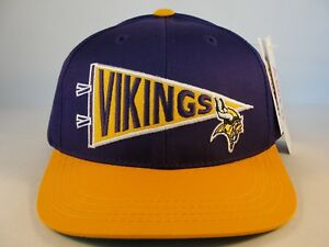 ac31b17c55c Image is loading Toddler-Size-Minnesota-Vikings-NFL-Vintage-Snapback-Cap-