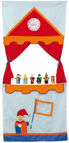 Roba marionnettes Guignol Kasperle poupées