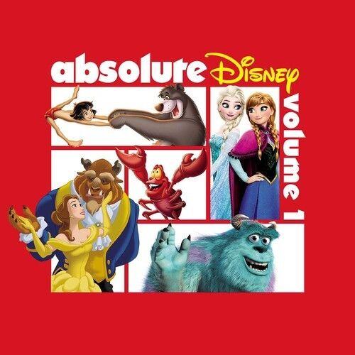Various Artists - Absolute Disney: Volume 1 (Various Artists) [New CD]