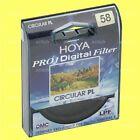 Genuine Hoya 58mm Pro1 D Digital Circular CPL Filter Pro1D CIR C-PL Polarizer