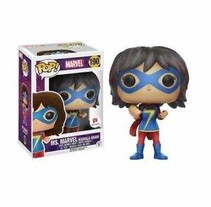Funko-POP-Marvel-Ms-Marvel-Kamala-Khan-190-Walgreens-Exclusive-Vinyl-Figure