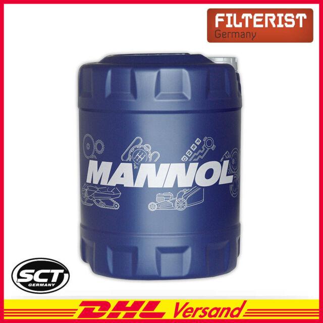 Mannol 10 Liter 20W-50  Safari ÖL MOTORÖL  API SL/CF [2,38€/L]