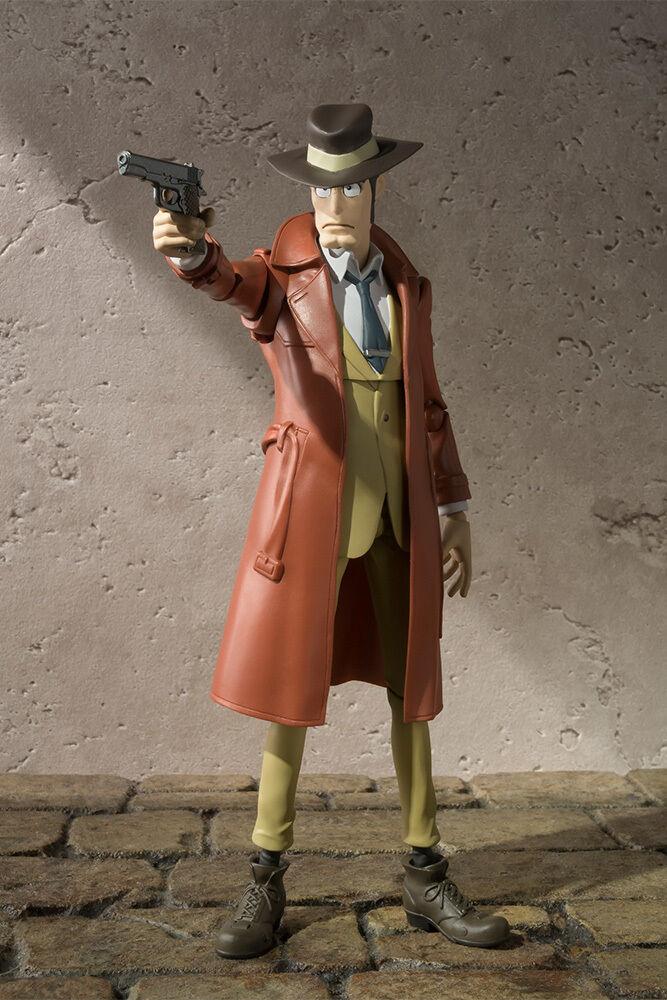 Lupin III Zenigata S.H. SH Figuarts TAMASHII WEB EXCLUSIVE Action Figure BANDAI