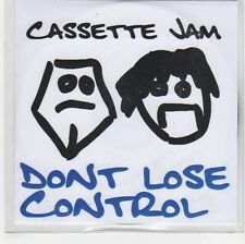 (GH89) Cassette Jam, Don't Lose Control  - DJ CD