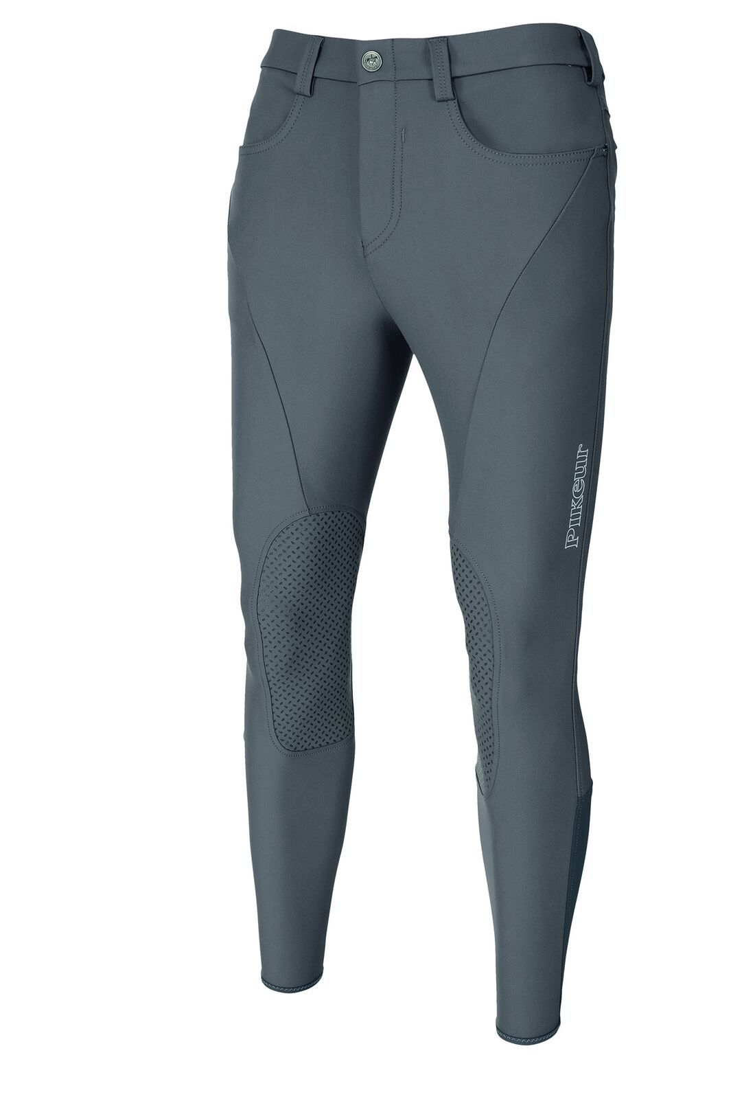 Pikeur LEON GRIP Reithose-KNIEBESATZ TAUPE  ---  most preferential