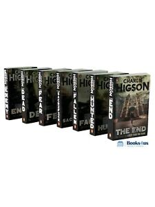 Charlie-Higson-The-Enemy-Series-7-Books-Collection-Set-The-Enemy-The-Dead