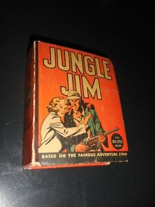 1936-Jungle-Jim-BLB-Big-Little-Book-1138-Fine