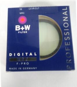 Kenko-B-W-UV-Lens-Filter-58mm-486-UV-IR-CUT-Ori