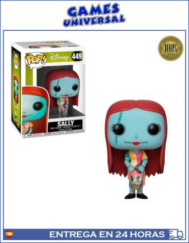 Funko Pop Sally Disney Pesadilla antes de navidad