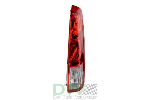 für Nissan X-Trail Heckleuchte Rückleuch Rücklicht Rech T30 07//01-08//03 lager.