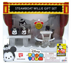 Steamboat-Willie-Disney-Tsum-Tsum-Figure-Set-Exclusive-90-Yrs-of-Mickey-Mouse