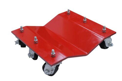 "Auto Dolly Super Duty 16/""x16/"" Vehicle Wheel Tire Car Body Shop Mechanic 4200 lbs"