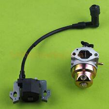 Ignition Coil Carburetor Carb Fit Honda GCV160 GCV160LA GCV160LAO Mowers