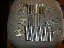 Iec Centrifuge Swing Buckets18 Collars8 Lot Of 26 Vintage
